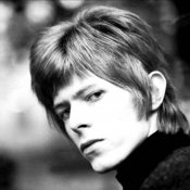david bowie, foto di David Wedgbury