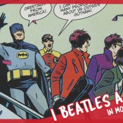 """""""I Beatles a Fumetti"""", Romics omaggia i Fab Four con una mostra speciale"""