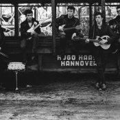 foto, Astrid Kirchherr – La formazione originaria dei Beatles