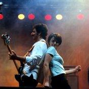 concerti, Consoli e Gazzè nel 2002, foto via