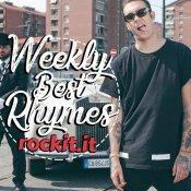 classifica, Weekly Best Rhymes, #2