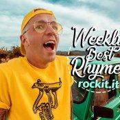 classifica, Weekly Best Rhymes, #3