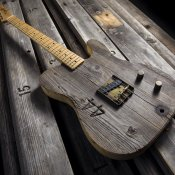 chitarra, La Front Row Legend Esquire