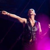 fotografia, I Depeche Mode ad Abu Dhabi