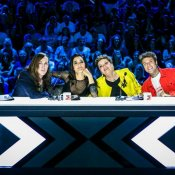 tv, I giudici di X Factor 2017, foto via Tvzap
