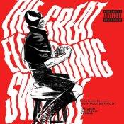 streaming, La copertina di The Great Electronic Swindle disegnata da Tanino Liberatore