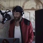 documentario, Jovanotti (immagine dal trailer del documentario su Oh, vita!)