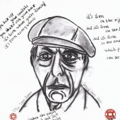 libro, Leonard Cohen Il modo di dire addio