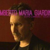 data tour, Umberto Maria Giardini Dopo l'impero Tour (dettaglio locandina)