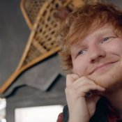 spotify, Ed Sheeran (immagine dal video di Perfect)