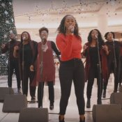 natale, Un'immagine del video di Love's Not Just For Christmas