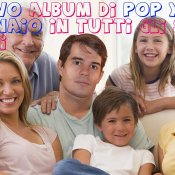 nuovo album, (foto dalla pagina Facebook di Pop X)