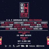 hip hop, Genova Hip Hop Festival