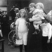 cinema, Una scena del film Ingeborg Holm