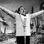 ristampa, Domenico Modugno al Festival di Sanremo 1958 (foto via culturaeculture.it)