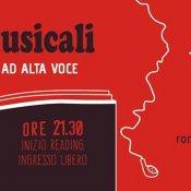 rassegna, Lettori Musicali (locandina dell'evento)