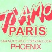 concerti, Phoenix in concerto a Parigi