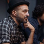 nuovo brano, Samuel e Mannarino (immagine dal documentario sul Making of del brano)