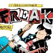 In arrivo una graphic novel su Freak Antoni degli Skiantos