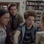 scuola, Foto via Netflix