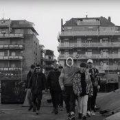 rap italiano, Un'immagine del video di Giovane1 di Quentin40
