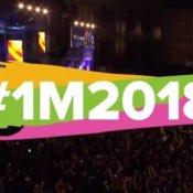 primo maggio, Concerto Primo Maggio 2018