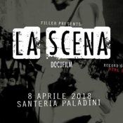 documentario, La Scena+ Record Graphics Exhibition