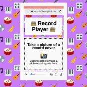 tecnologia, Record Player