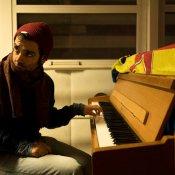 cantautore, Colapesce (foto di Simone Cargnoni)