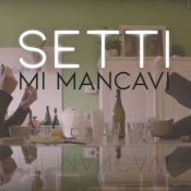 nuovo video, Un'immagine del video di Mi mancavi di Setti