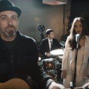 anteprima, Un'immagine del video di Le mie canzoni di Iacampo