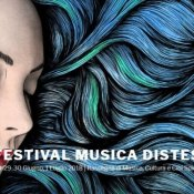 festival, Musica Distesa 2018 (artwork a cura di Fortuna Todisco)