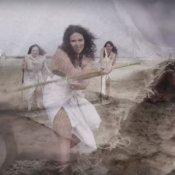 nuovo singolo, Un'immagine del video di Sbranato de I Camillas