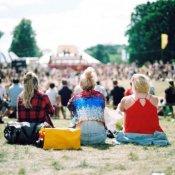 festival, Donne a un festival