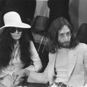ristampa, John Lennon e Yoko Ono