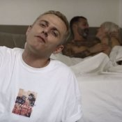 nuovo video, Un'immagine del video di Criminale Emozionale di Ghemon