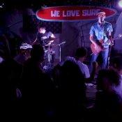 anteprima, Un'immagine del video di It's Really Hard dei We Love Surf