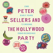 raccolta, Peter Sellers And The Hollywood Party The Early Years 1985 - 1988
