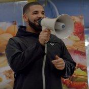 spotify, Drake nel video di God's Plan