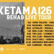 Sesso, droga, amore: tutto quello che devi sapere sul nuovo tour di Ketama 126