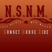 Sunset Horse Ride