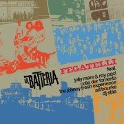 album Fegatelli - La Batteria