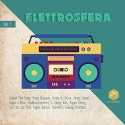 album Sfera Cubica Compilation 2012-2017 - Vol. 1 ElettroSfera - Compilation/Split