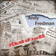 album Pieces Of Paper - Andy Fredman