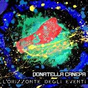 album L'Orizzonte Degli Eventi - Donatella Canepa