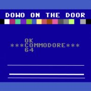 album Ok Commodore 64 - Dowo on the door