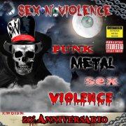 Punk Metal Sex Violence
