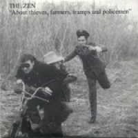 Copertina The Zen Circus About thieves, farmers, tramps and policemen