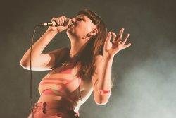 cmqmartina sul palco del MI MANCHI - foto Starfooker