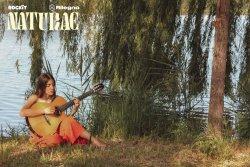 Joan Thiele sul Laghetto del Frassino, Lago di Garda - foto di Claudia Mazziotta